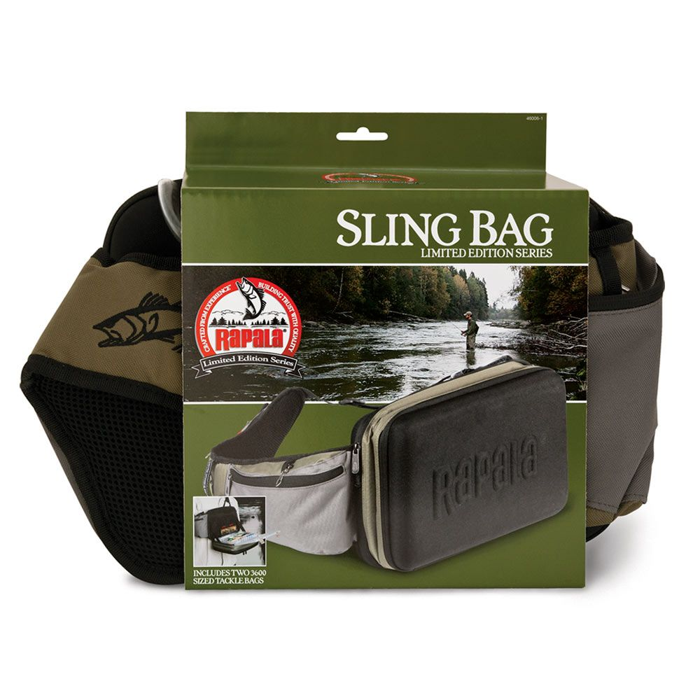 сумка Rapala Lite Tackle Bag : Rapala magnum sling bag lk