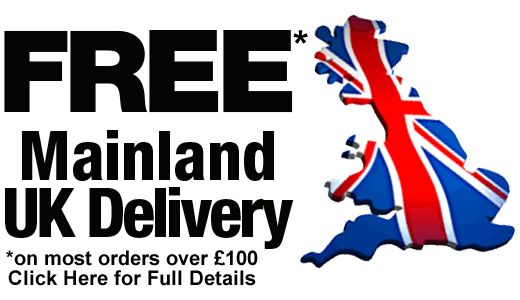 Free UK Delivery On Most Orders Over £100